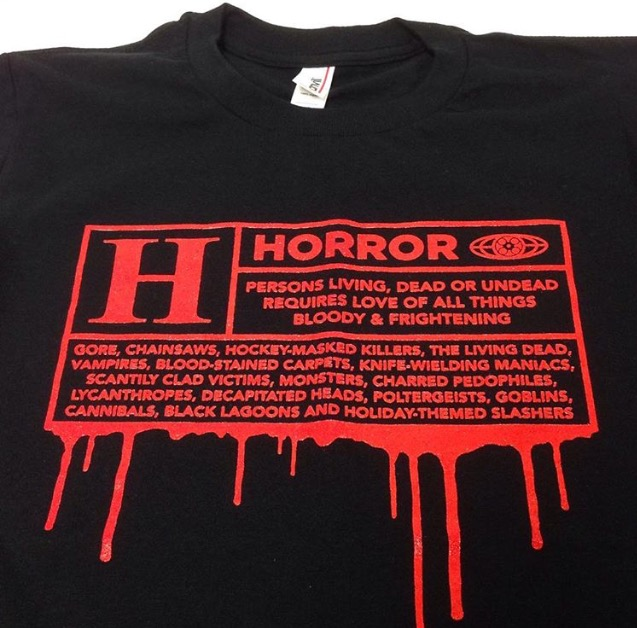 Rated H for Horror
