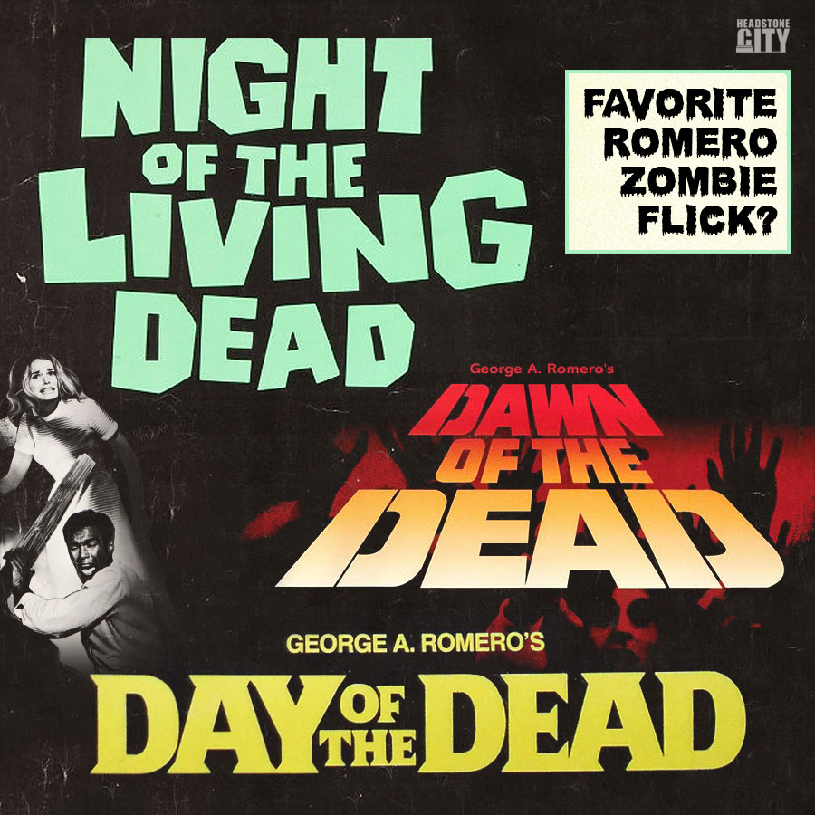 "a comparison of day of the dead and night of the living dead two films by george romero Night of the living dead"" director george romero dies at 77  including 1978's  dawn of the dead, 1985's day of the dead, 2005's  in november 2016, romero  said of his zombie legacy, ""my films, i've  in swole news 2:48 pm  realistic  lifestyle and an appropriate body image to compare oneself to."