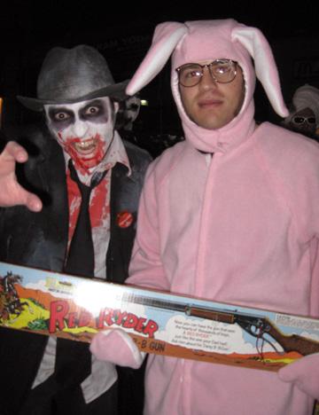 Ralphie & Zombie