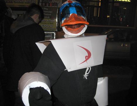 Gizmo Duck