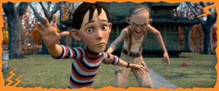 Movie Review Monster House Dr Deaththread S Bloody Blogdr