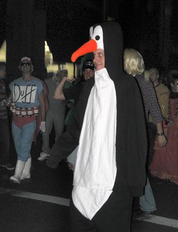Penguin Person