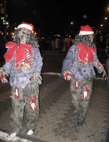 Xmas Zombies